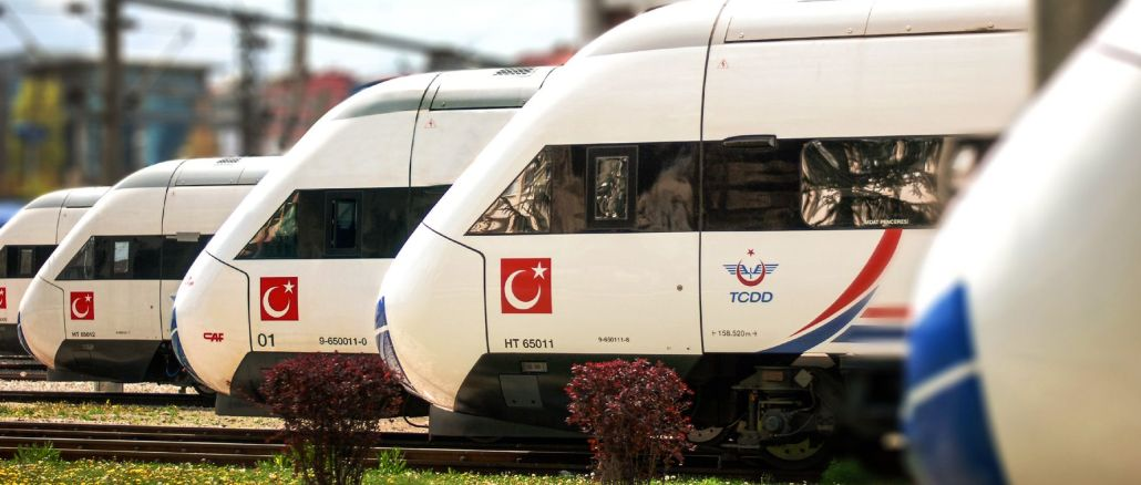 Millions of passengers have been transported since the day it opened on YHT lines