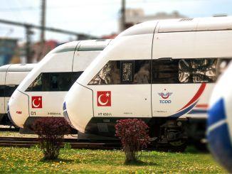 Millionen von Passagieren wurden seit dem Tag der Eröffnung auf YHT-Linien transportiert