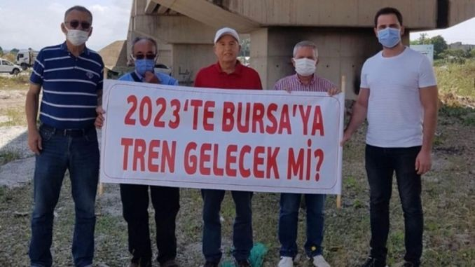 Will there be a high-speed train to bursa?