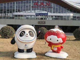 北京冬奥会转播中心已准备好接待千人