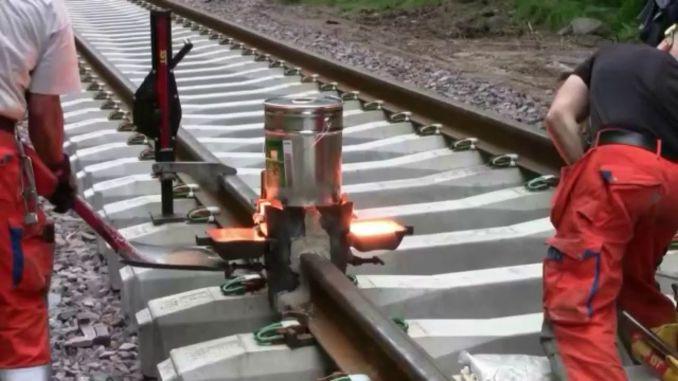 Aluminothermite Rail Welds