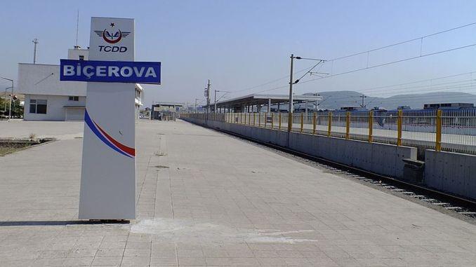 Bicerova Station Field Concrete Construction