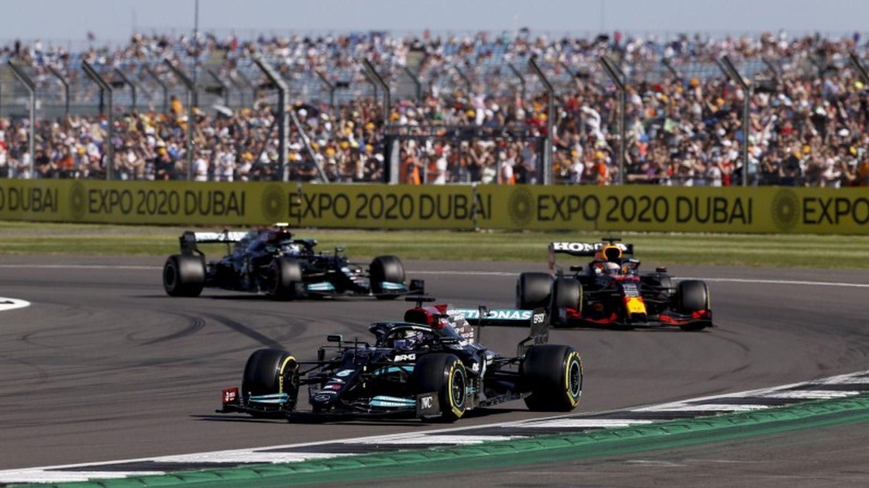 Lewis Hamilton Wins British Grand Prix
