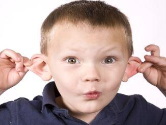 Istaknuti problem uha kod djece