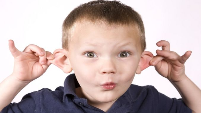 Prominent Ear Problem in Children