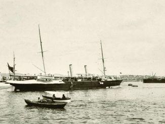 إضراب عمال بناء السفن في اسطنبول