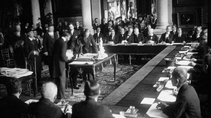 Abkommen über die Straße von Montro unterzeichnet