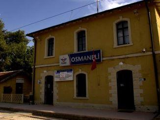 Osmaneli Station