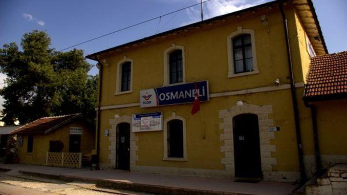 ওসমানেলি স্টেশন