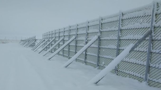 PVC SNOW GUARD