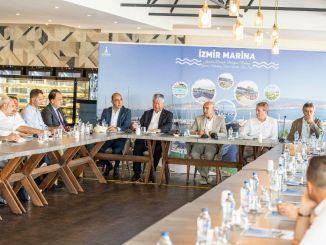 Keskendume Soyer Izmiri liiklusprobleemide meretranspordile
