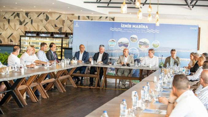 We Will Focus On Sea Transportation For Soyer Izmir's Traffic Problem