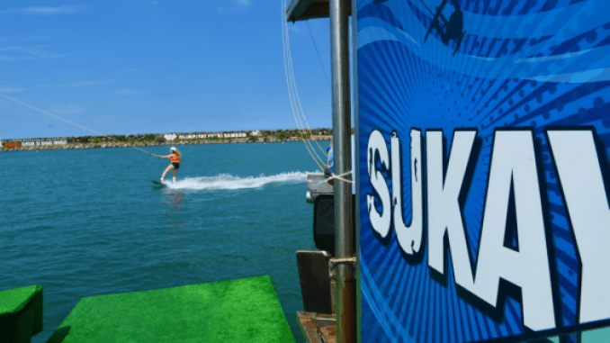 Turkey's First and Only Water Ski Center Season Acti on You