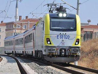 Der Zugfahrplan von Adapazari wurde neu geordnet
