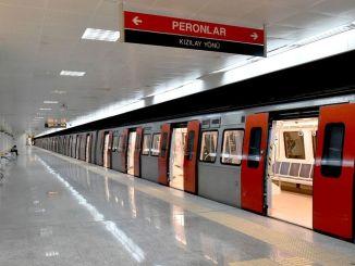 operasyon ng ankara metro vrf air conditioner pag-install at operasyon