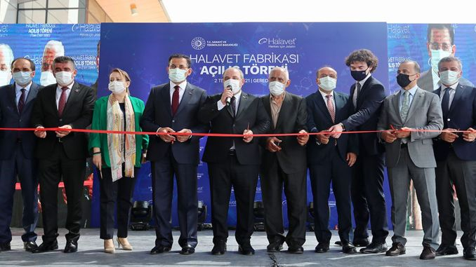 Europe's largest gelatin factory opened