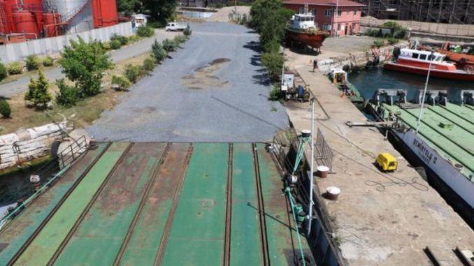 bicerova trains pier survey project service procurement
