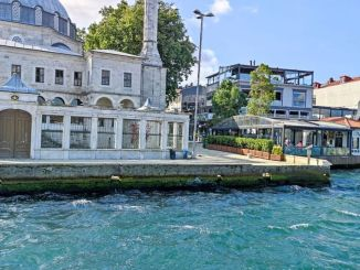 The Bosphorus of Istanbul was not painted red this Eid-al-Adha.