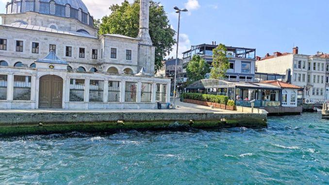Der Bosporus von Istanbul wurde in diesem Eid-al-Adha nicht rot gestrichen.