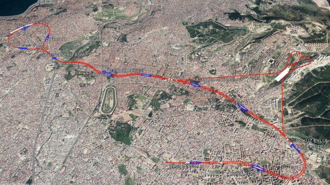Die letzte Phase der Ausschreibung der U-Bahn Buca ist im August