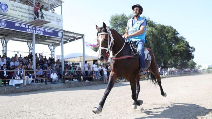 The pacing horse races held in Bursa were breathtaking