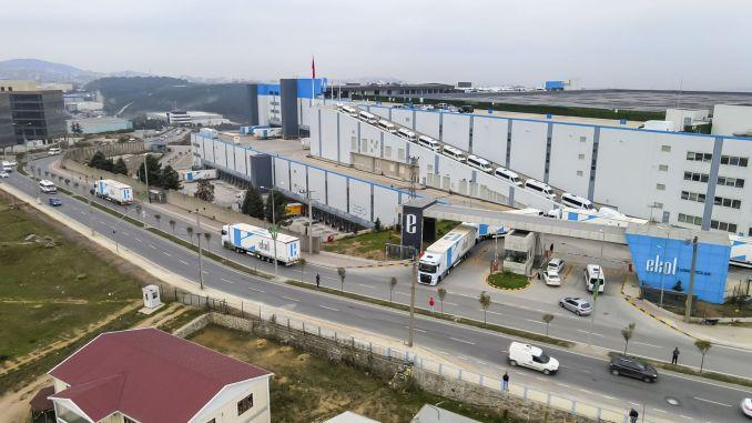 Ekol logistics and n cooperated