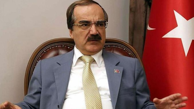 Former Governor of Sakarya Huseyin Avni Cos died as a result of a heart attack
