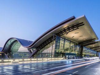 أمن مطار حمد الدولي من شركة تركية