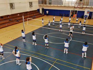В залах ИББ стартовали бесплатные летние спортивные школы