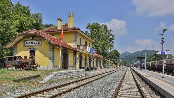 erneuerung der irmak zonguldak line catalagzi depotstraßen