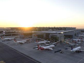 Istanbuli lennujaama tervise akrediteerimise tunnistus uuendatud