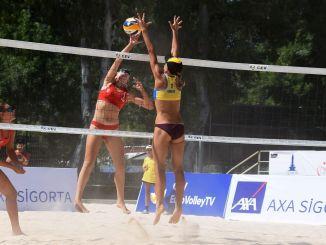 izmir cev u domaćin je evropskog prvenstva u odbojci na pijesku