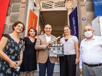 izmir cinema office got its new center