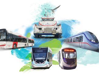 النقل الجماعي في إزمير خلال العطلة بخصم في المائة