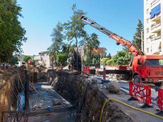 Nachbarschaften im Distrikt Izmirin Buca werden der Flut nicht kapitulieren