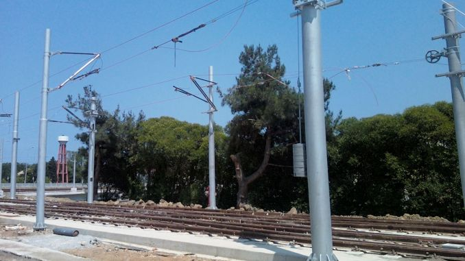 karalar cakmak line cutting electrification systems catenary material purchase
