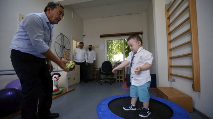 mansion unhindered life cove continues to be the hope of special children
