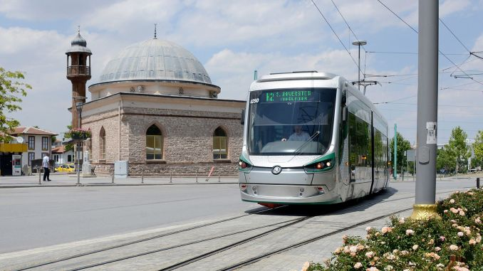 Public transportation in Konya is free during the feast.