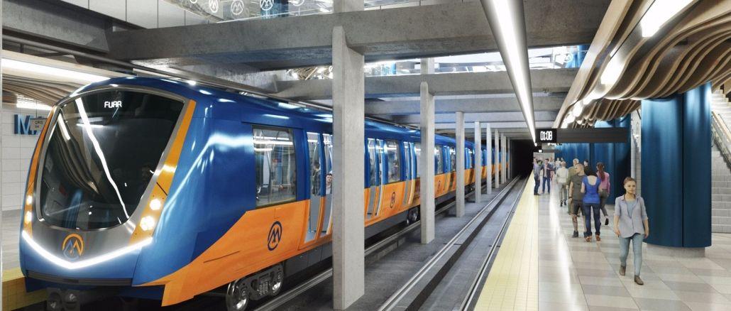 solid development in mersin metro project