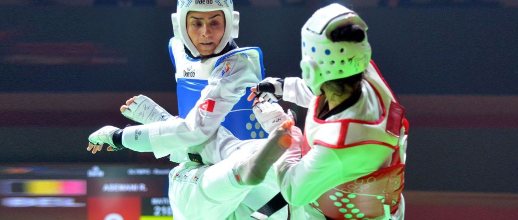 National taekwondo player Hatice Kubra Ilgun was defeated in the quarter finals of the Olympic Games