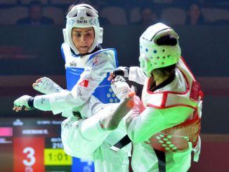 Nacionalna taekwondo igračica Hatice Kubra Ilgun poražena je u četvrtfinalu olimpijskih utakmica
