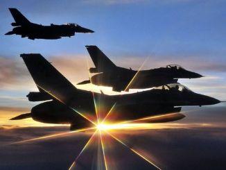 العمليات الجوية من MSB إلى مناطق قنديل غارا هاكورك انطلقت في شمال العراق