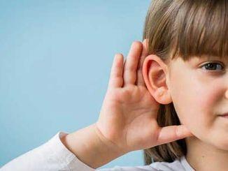 сбор жидкости в среднем ухе может вызвать потерю слуха у вашего ребенка