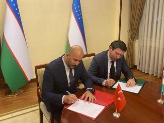 Usbekistan-Freipassquote prozentual erhöht