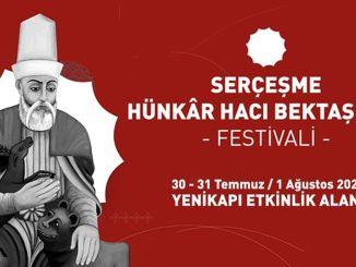 Sercesme Hunkar Haci Bektas Veli Festival Begins