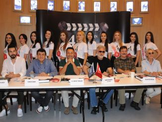 the qualifiers for the king and queen of cinema competition were held in istanbul