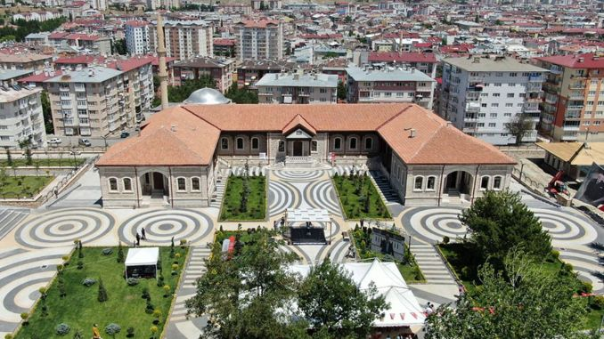 Sivas Industrial School Museum was opened