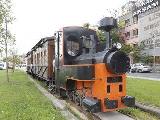 سيبدأ قطار Kagithane التاريخي العمل مجانًا في أغسطس.