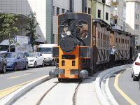 tarihi kagithane treni agustosta raylarda