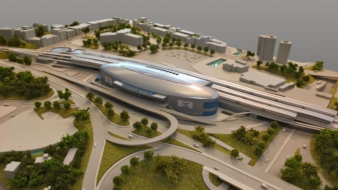 tcdd sogutlucesme high speed train station project continues